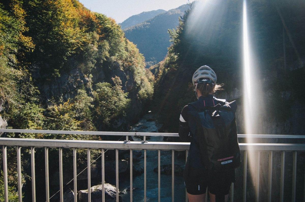 Alpe Adria Radweg, Cappuccino, Meeresglitzern: Von Salzburg nach Kroatien #istriatrip
