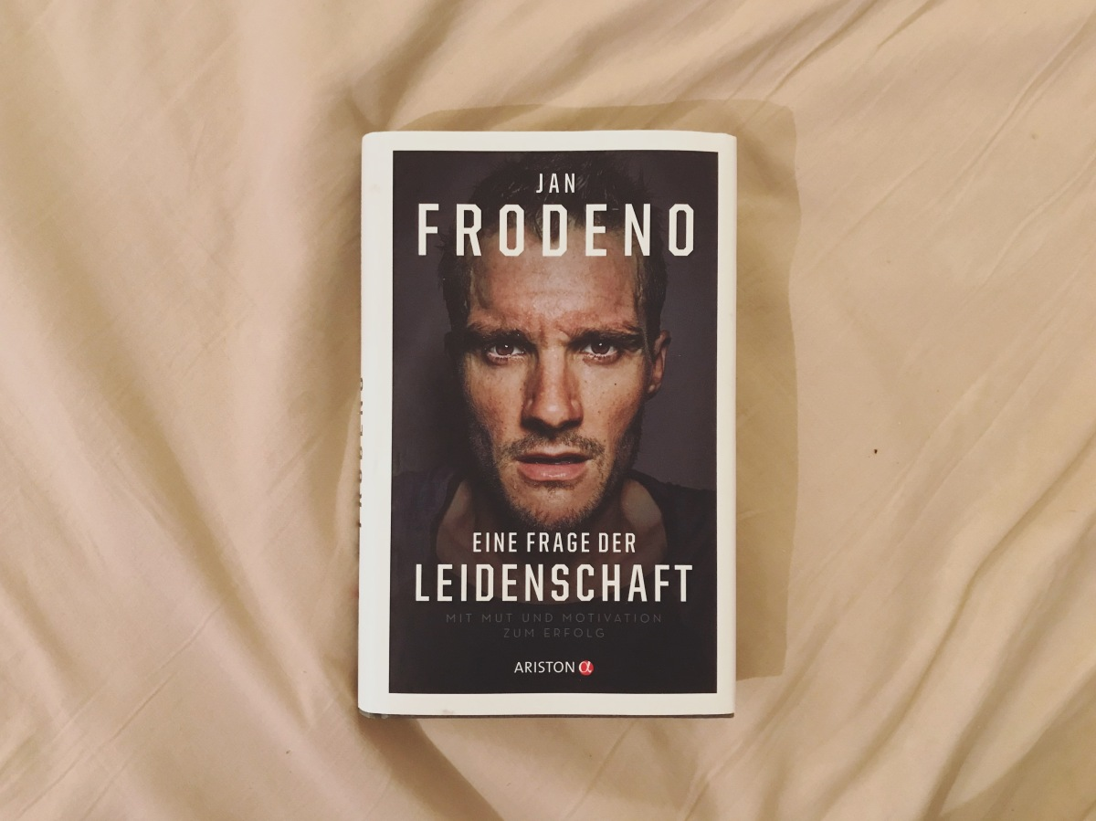 """Gewinnspiel: Jan Frodeno """"Eine Frage der Leidenschaft"""""""